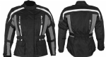 Spada Core Ladies Textile Jacket Black